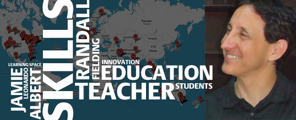 Randall Fielding innovates education world wide